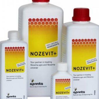 НОЗЕВИТ+(NOZEVIT+) 500мл, добавка за пчели