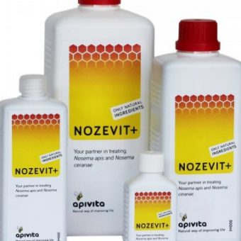 НОЗЕВИТ+(NOZEVIT+) 1000мл, добавка за пчели