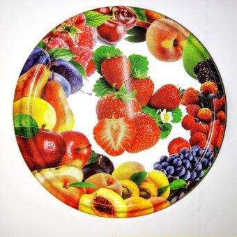 Капачка за буркан Ф82- №28 плодове микс ягода