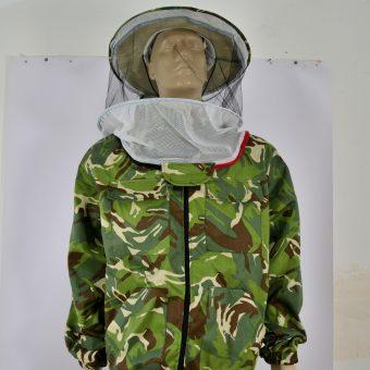 Блузон пчеларски камуфлаж
