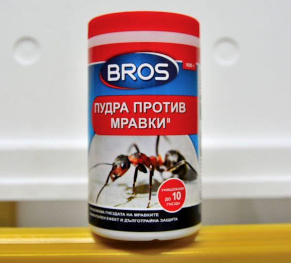 Пудра против мравки 100гр BROS