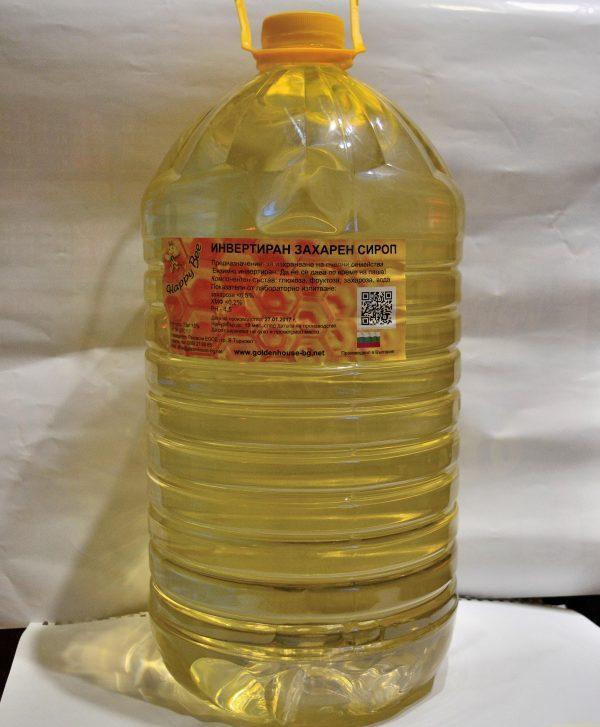 Инвертиран захарен сироп за храна на пчели-Happy Bee 13кг