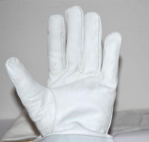 Ръкавици пчеларски естествена кожа лукс