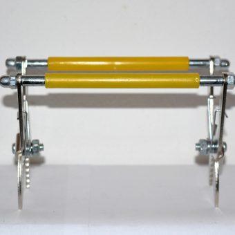 Щипка за рамки цветна дръжка