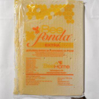 Храна за пчели 1кг Екстра с витамини Beefonda