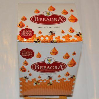 Витамини за пчели Бий агра (Bee Agra) 10х100гр.