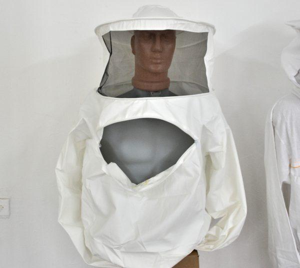 Блузон пчеларски супер с цип
