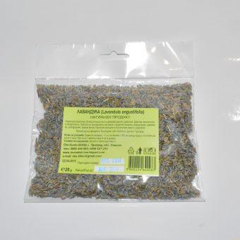 Билки сушени пакет- Лавандула (Lavandula angustifolia)