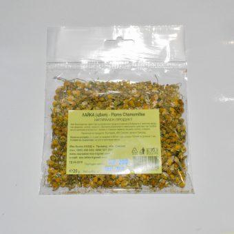 Билки сушени пакет- Лайка(matricaria chamomilla)