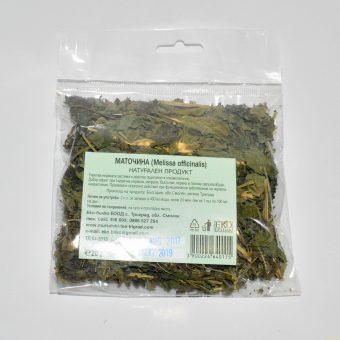 Билки сушени пакет- Маточина(Melissa officinalis)