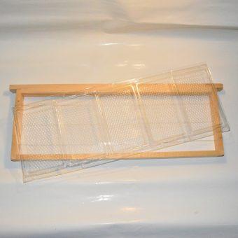 Основа пластмасова Бипакс ДБ магазин 160мм