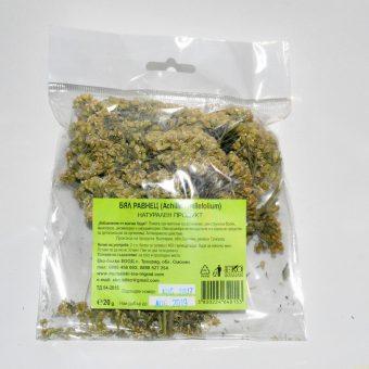 Билки сушени пакет- Бял равнец (Achillea millefolium )