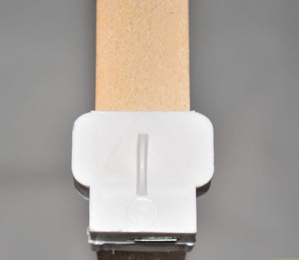 Рамка за кошер магазинна дървена с пластмасови ъгли- сглобена