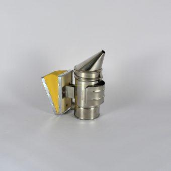 Пушалка мини неръждаема с протектор