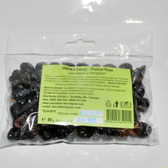 Билки сушени пакет- Шипка плод(Fructus Rosa)