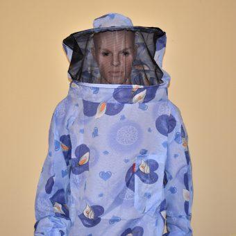 Блузон пчеларски олекотен модел