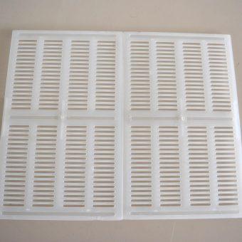 Ханеманова решетка пластмасова 10 рамков