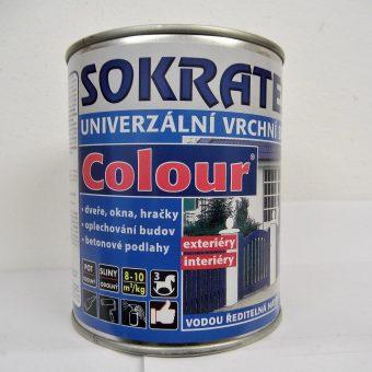 Боя за кошери водоразредима черна 0.7л SOKRATES