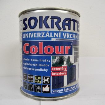 Боя за кошери водоразредима жълта 0.7л SOKRATES