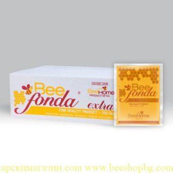 Храна за пчели 20х 1кг Екстра с витамини Beefonda