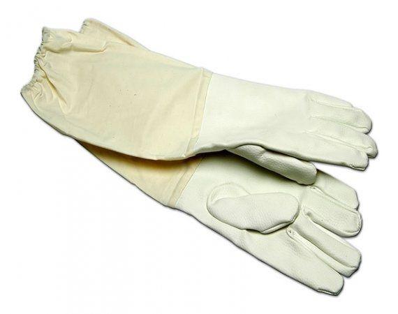 Ръкавици пчеларски изкуствена кожа